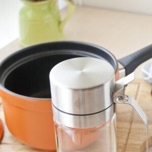 艾美諾雅仕不鏽鋼油壺450ml