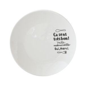 微光生活陶瓷6吋平盤