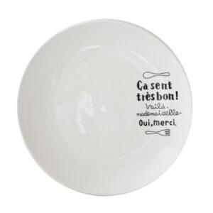 微光生活陶瓷8吋平盤
