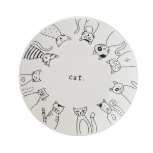 微光生活陶瓷咖啡杯盤組160ml