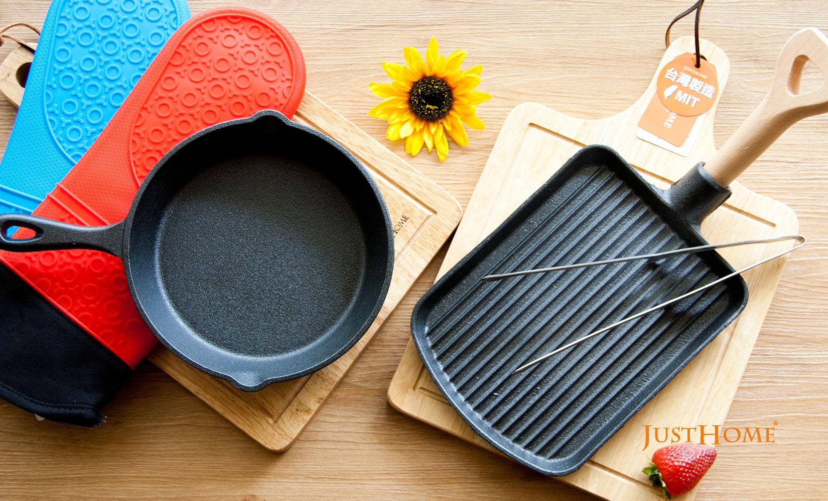 常用鍋具特性及注意事項