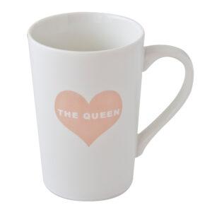 皇后陶瓷馬克杯360ml