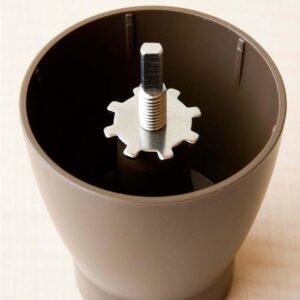 手磨式磨豆機