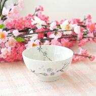日式櫻花陶瓷4.5吋飯碗
