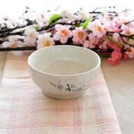 日式櫻花陶瓷5.5吋圓缽