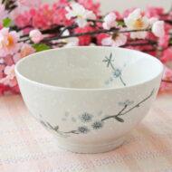 日式櫻花陶瓷6吋麵碗