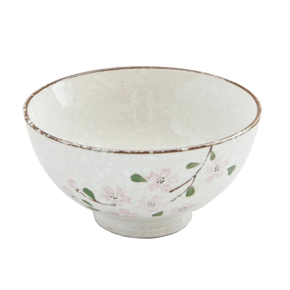 日式春禾陶瓷4.5吋飯碗