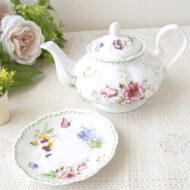 幸福莊園新骨瓷午茶組
