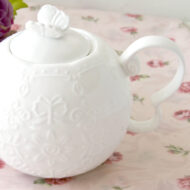 伊莎新骨瓷茶壺